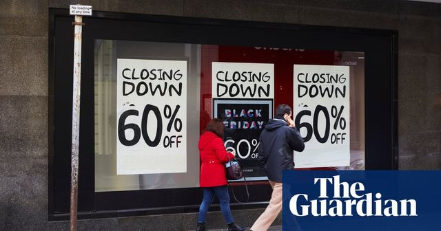 The changing face of the UK high street featured image