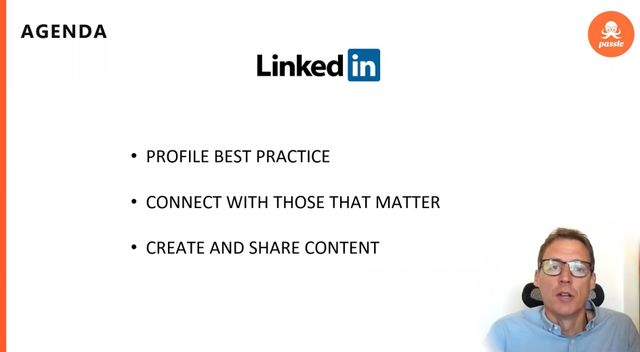 LinkedIn: The Basics for professionals featured image