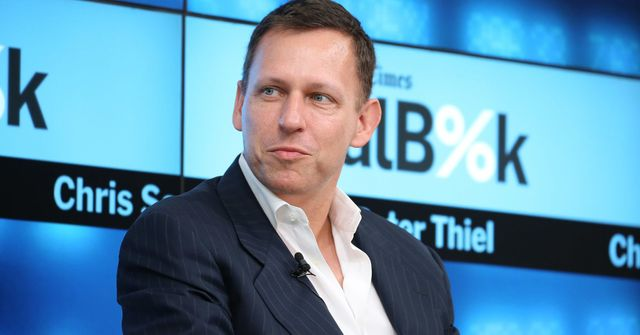 Billionaire tech investor Peter Thiel bets on crypto start-up Block.one featured image