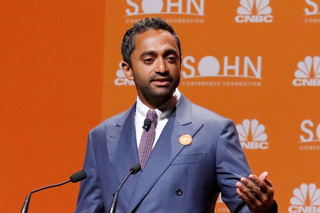 Online lender SoFi to go public via SPAC backed by Chamath Palihapitiya featured image