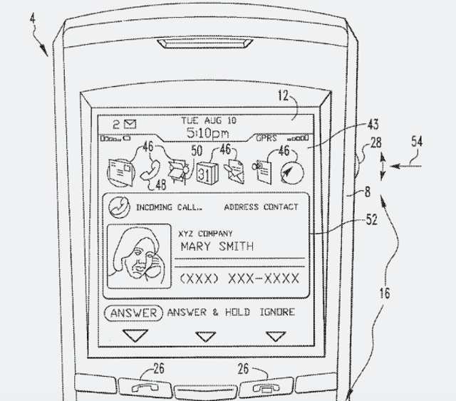 Blackberry targets next round of patent lawsuits featured image