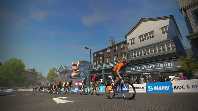 First Cycling Esports World Championships announced featured image