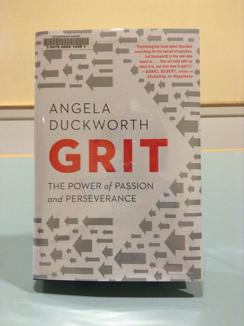 Recipe for success - 'Grit' (passion and perseverance)? featured image