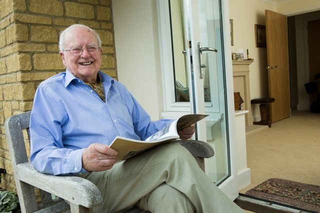 Tenant farmer buys first home at the age of 98! featured image