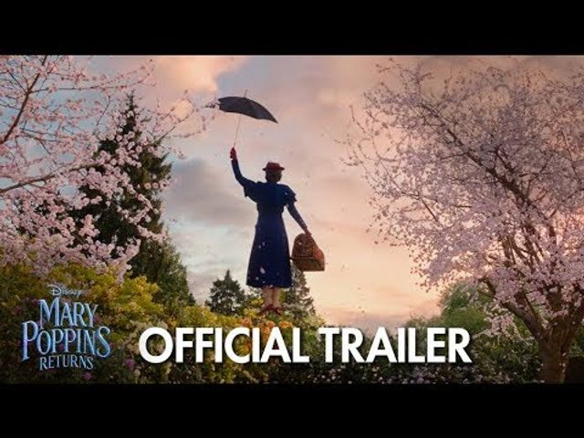 """A Cover is nice, but a Cover is not the book"" - The Return of Mary Poppins featured image"