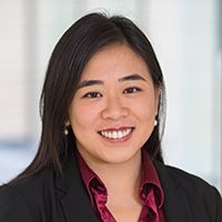 Myra Leung, Solicitor , Burges Salmon