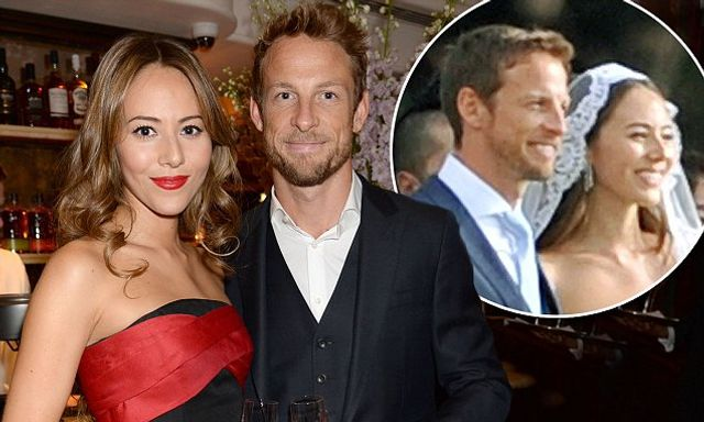 Jenson Button splits from his wife featured image