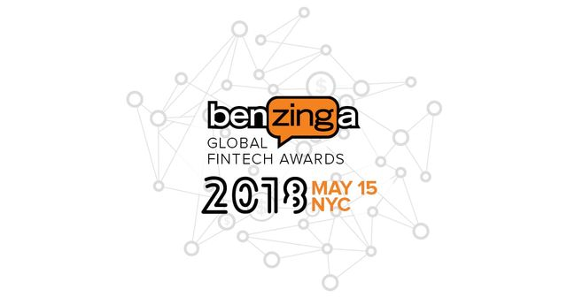 Benzinga announces finalists For 2018 featured image