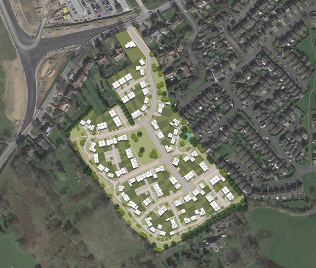Green Belt Development Approved featured image
