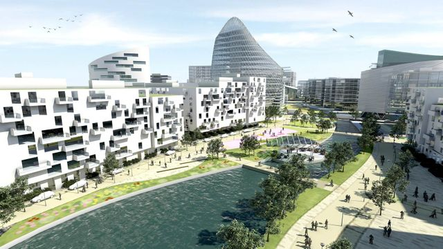 £1BN TRAFFORD WATERS SCHEME SET FOR GREEN LIGHT featured image