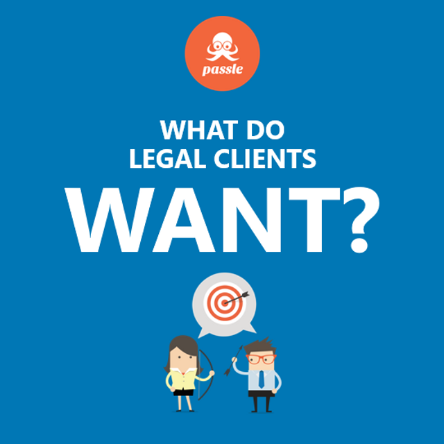 What do legal clients want from their lawyers? featured image