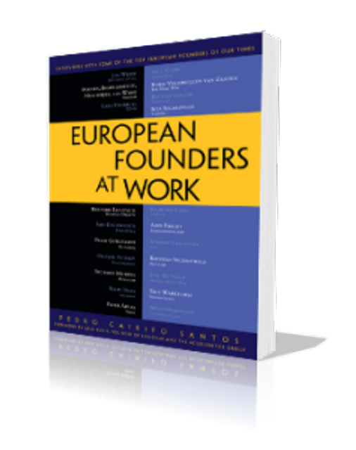 European Founders At Work featured image