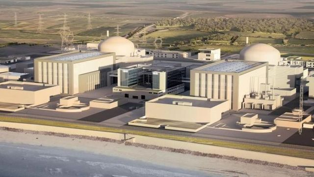 Hinkley Point: French government 'completely committed' to plant featured image