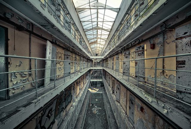 Just visiting - a look into a long term Young Offender's prison featured image
