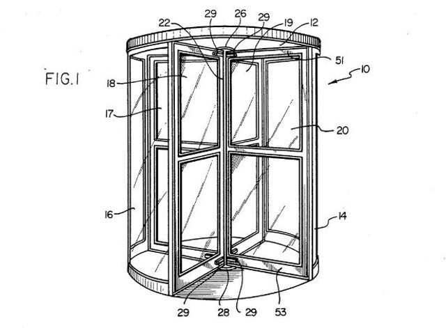 Granted patents a result of revolving door? featured image