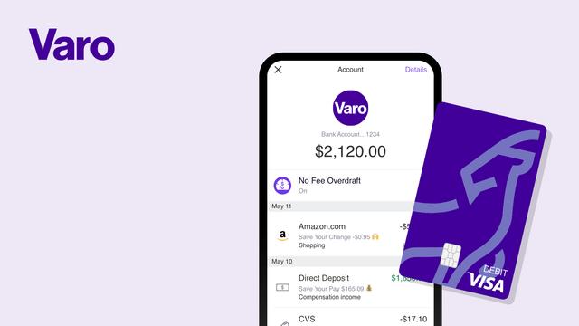 Mobile banking startup Varo Money raises $241m featured image