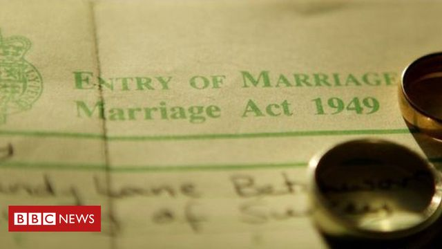 Both parents' names to be recognised on marriage certificates featured image