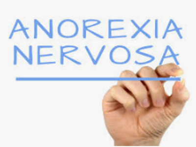 Anorexia is a metabolic disorder as well as a psychiatric one
