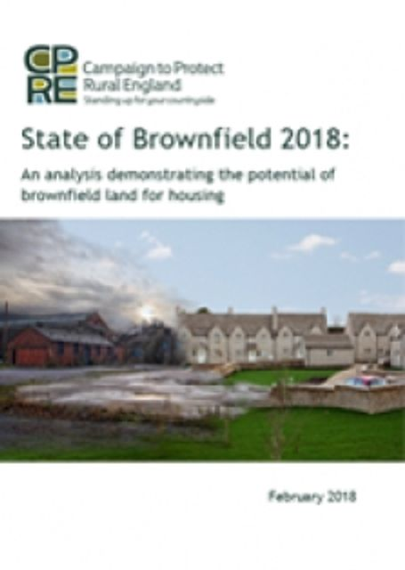 CPRE Call on Government to Action Brownfield Development featured image