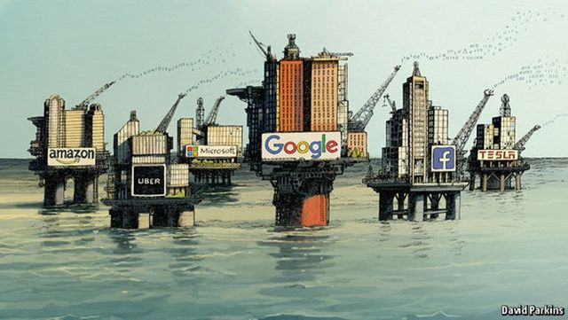 Data is the New Oil - Fracking Unstructured Content featured image