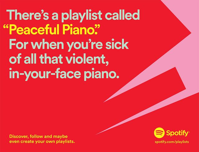 """Nailed it... again"" - a playlist by Spotifys marketing team. featured image"