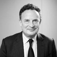 Charles Martin, Senior Partner, Macfarlanes