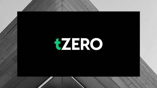 Despite lackluster fundraising round, STO platform tZERO is moving ahead with its broker-dealer plan featured image
