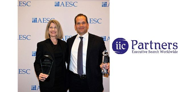 IIC Partners Receives Two Awards At AESC Global Conference featured image