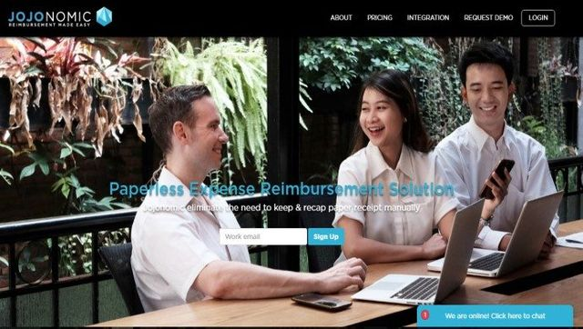 Jojonomic secures US$1.5M to help Southeast Asia manage its finances featured image