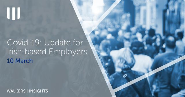 Covid-19: Latest Update for Irish-based Employers featured image