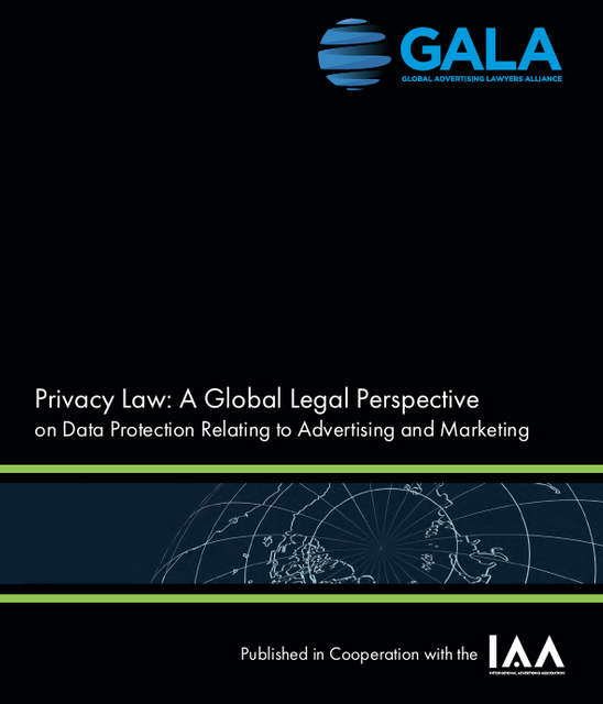 GALA Releases First-Ever Global Guide to Privacy Laws Related to Advertising & Marketing featured image