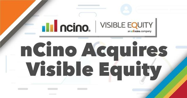 nCino acquires Visible Equity featured image