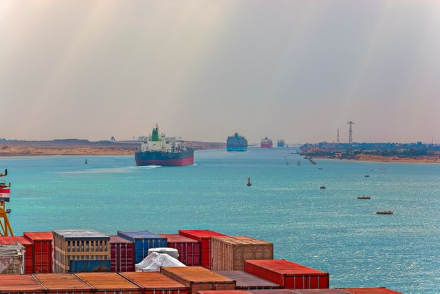 Importers should be ready for more delay after Suez blockage featured image