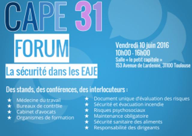 La sécurité dans les EAJE featured image