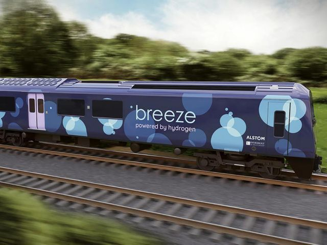 Hydrogen Trains- the future? featured image