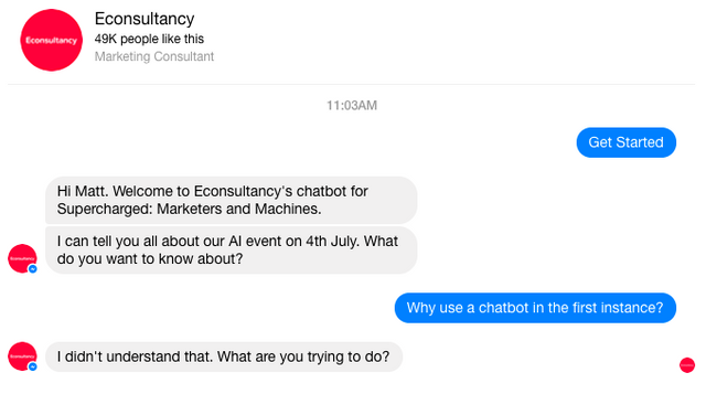 Chatbots - marketers dream, or customer nightmare featured image