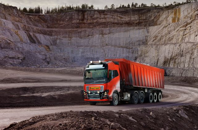 Optimus Mine – Volvos self-driving trucks featured image