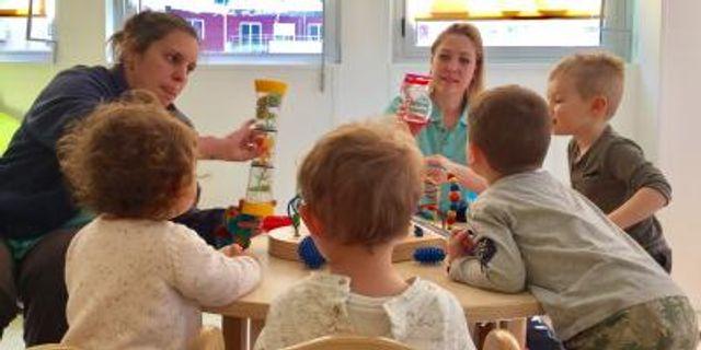 Les parents (aussi) passent du bon temps à la crèche featured image