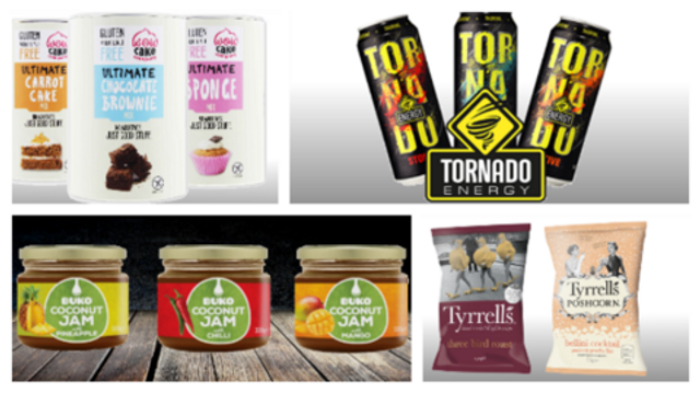 New product developments in the food and drink sector for October featured image