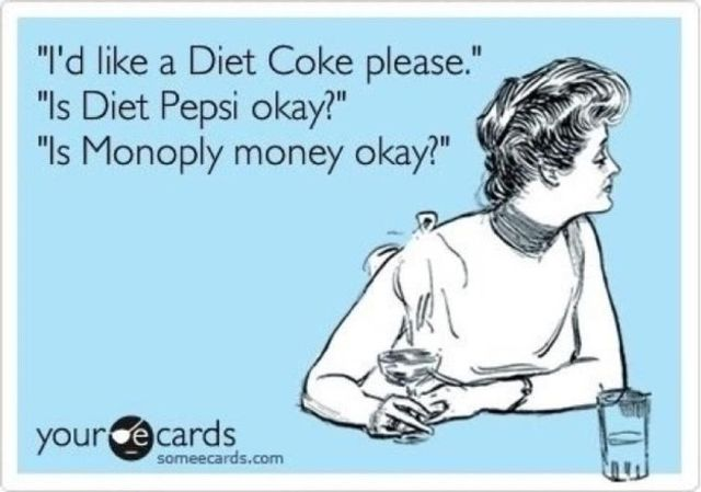 Diet Coke (The caffeinated devil) featured image