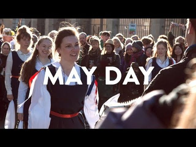 Join us in Oxford for (a virtual) May Day morning! featured image