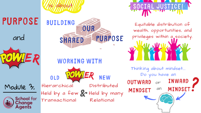 Trust, Purpose, Power, and a Paradox: Reflections on Module 3 of The School for Change Agents featured image