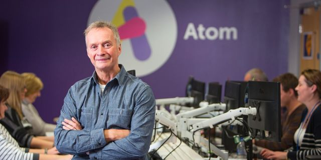 Atom Bank has raised £100 million and will announce within weeks featured image