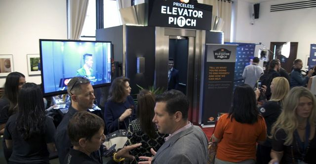 MasterCard uses an elevator pitch to help end poverty featured image
