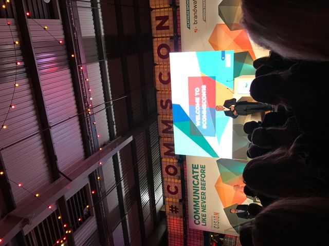 CommsCon 2018: Is traditional PR held back by a lack of originality? featured image
