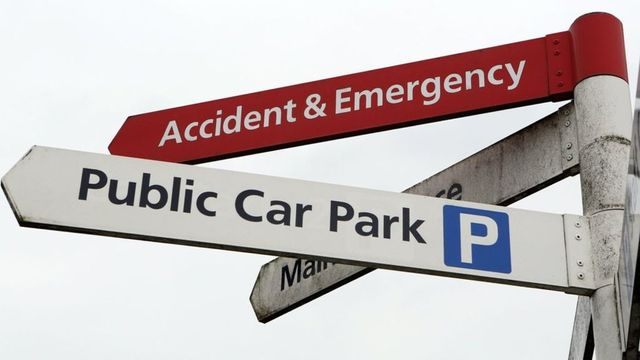 Hospital parking 'unreasonably stressful' featured image