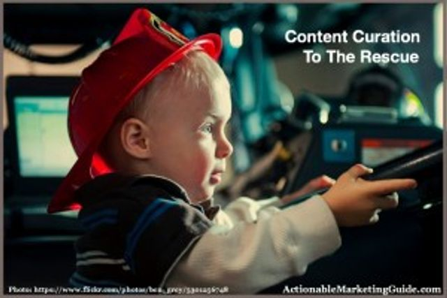 What's content curation and do I need to do it? featured image