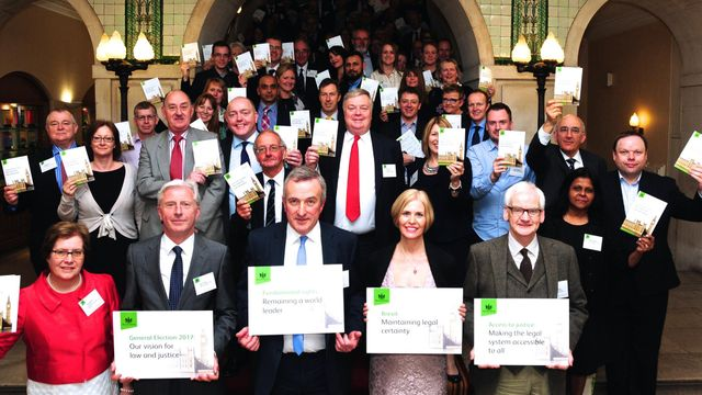 Law Society publishes its General Election manifesto featured image