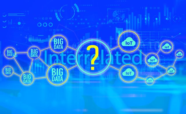 How are Big Data and IoT Interrelated? featured image