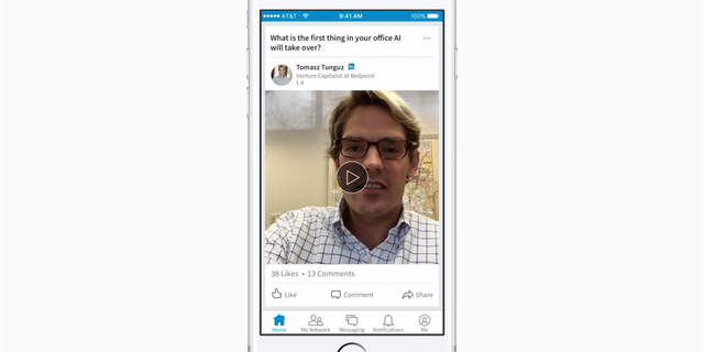 Get ready to start seeing videos on LinkedIn featured image